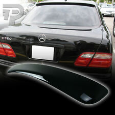 PAINTED Mercedes BENZ W210 L STYLE REAR ROOF SPOILER 4DR SEDAN 040 ▼