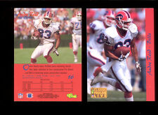 1993 Classic Pro Line Live ANDRE REED Buffalo Bills Card