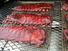 SMILEY'S BBQ RIB RUB  *4 RUBS* (9 POUNDS) *MADE FRESH* (DRY SEASONINGS)