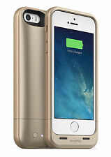 Mophie Juice Pack Air External Charging Battery Case for iPhone 5/5s/SE - Gold