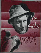 DP french They Made Me a Fug (1947) Crime Alberto Cavalcanti Trevor Howard