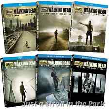 The Walking Dead Complete TV Series Seasons 1 2 3 4 5 6 Box / BluRay Set(s) NEW!