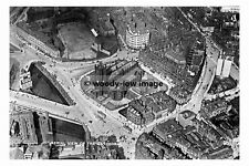 pt7347 - Manchester Cathedral Aerial View , Lancashire - photograph 6x4