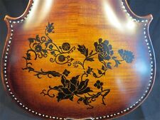 Strad style SONG master inlay 5strings violin 4/4,huge and powerful sound #10992