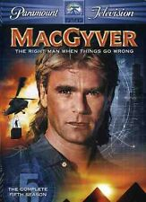 MacGyver: The Complete Fifth Season [3 Discs] (2006, DVD NIEUW)3 DISC SET