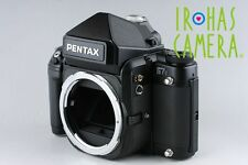 Pentax 67 II Medium Format SLR Film Camera #8551D5