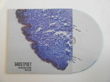GHOSTPOET : SHEDDING SKIN [ CD ALBUM PROMO PORT GRATUIT ]