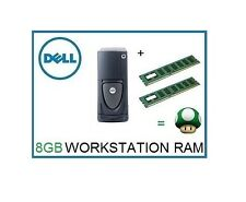 8GB Ram Memory Upgrade for the Dell Precision 470 470N 670 & 670N PC2-3200 ECC