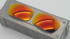 NEW Oakley X Metal X Squared Ruby Iridium Lenses ~ Lenses Only ~ 100% Authentic