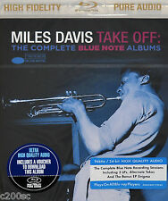 MILES DAVIS - TAKE OFF, 2015 BLU-RAY AUDIO + DOWNLOAD, SEALED! FREE SHIPPING!