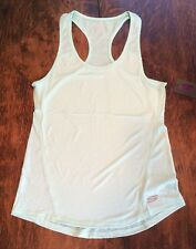 NWT Women's Beach Glass SKETCHERS Active Aztec Racerback Athletic Tank Sz L $28