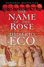 The Name of the Rose: including Postscript to the Name of the Rose