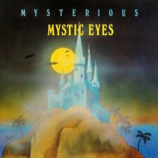 Mystic Eyes - Mysterious (2016)  CD  NEW/SEALED  SPEEDYPOST
