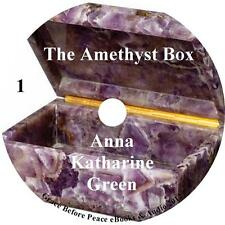 The Amethyst Box, Mystery Audiobook by Anna Katharine Green on 1 MP3 CD