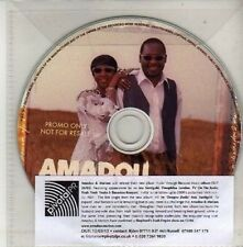 (CU516) Amadou & Mariam, Dougou Badia ft Santigold - 2012 DJ CD