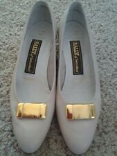 BALLY Switzerland Women's Shoes Leather Size 8.5 Narrow.