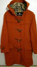 Burberry Duffle Coat Red Size L