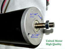 1 hp DC motor generator 12 volt 800 Watt 12mm shaft permanent magnet S