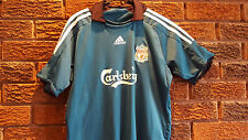 Vintage rare Liverpool football shirt 2008. Size 32/34