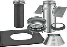 "SELKIRK 208621 8"" INSULATED SURE-TEMP PITCHED CEILING PIPE SUPPORT KIT 895540"
