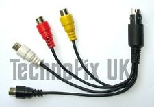4 band linear amplifier keying/PTT/switching cable for Yaesu FT-847 CT-61 equiv