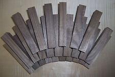 Drechselholz,25 st. Penblanks Nussbaum,Edelholz,Bastelholz,Holz,Schmuckholz