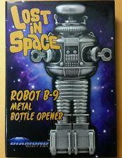 Lost In Space Robot B-9 Metal Refrigerator Magnet Bottle Opener