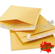 150 Size B JL00 Padded Bubble Envelopes Bags 115x195mm