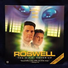Roswell: The U.F.O. Cover-Up (1994) [LV 27558] Laserdisc
