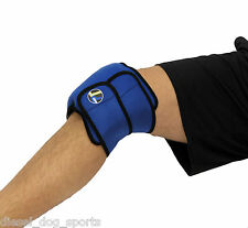 PRO-TEC ATHLETICS Thermal Gel Pack Therapy Wrap Medium Hot Heat Cold Cool