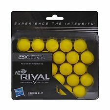 Brand New NERF Rival 25 x ROUND REFILL Pack For BLASTER High Impact