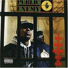 Public Enemy It takes a nation of millions to hold us back (1988/95) [CD]