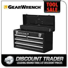 """GearWrench 20"""" / 508mm 3 Drawer Tool Box - 83151"""