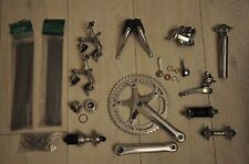 Campagnolo C-Record 8 speed VGS 1991 Road Bike Group set groupset Vintage