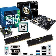 INTEL Core i5 6500 3.2Ghz & ASUS Z170-P & 16GB DDR4 3200 CORSAIR Bundle