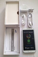 SAMSUNG GALAXY NOTE 2 GT-N7100 16GB BRAND NEW WHITE UNUSED UNLOCKED+ACCESSORIES