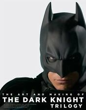 Art and Making of the Dark Knight Trilogy by Jody Duncan Jesser (English)