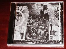 Throneum: Morbid Death Tales CD 2017 Hells Headbangers USA Records HELLS 189 NEW