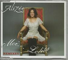 ALIZEE - Moi Lolita - Remixes - CDs SINGLE 2000 NEW NOT SEALED UNPLAYED 4 TRACKS