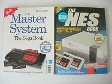 The NES / MASTERSYSTEM Book By Retro Gamer : Brand - Mario / Mega Man / Tetris +