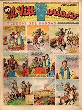 [MAB34] rivista a fumetti VITTORIOSO anno 1937 numero 34