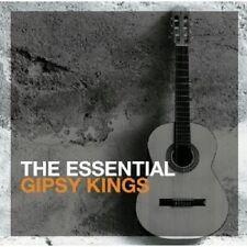 "GIPSY KINGS ""THE ESSENTIAL GIPSY KINGS"" 2 CD NEU"