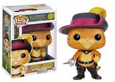 Funko Pop! Shrek - Puss in Boots Vinyl Action Figure