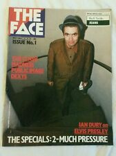 The Face Magazine - May 1980 - Replica Edition