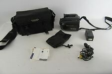 Authentic Quasar PalmSight VML457 16X Optical Zoom With Case & Battery Bundled