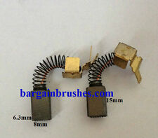 CARBON BRUSHES 4 METABO DRILL 4310  750010  B 7532/4 SBEK750/2 DIAMANT 1000 E124