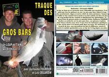 DVD Traque des gros bars : 7,4 Kg, Qui dit mieux ! Guillaume Fourrier - Pêche e
