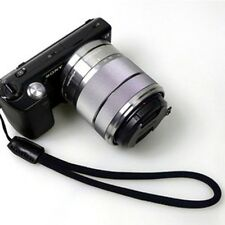 GARIZ Du & Dus Wrist Strap Color Black DD-WSP1 M43 Sony NEX Fuji Lumis Olympus
