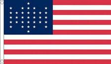 UNION CIVIL WAR 33 STARS FLAG USA 5' x 3' American Stars America Fort Sumter ACW