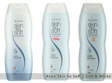 Avon Skin So Soft Soft &White Intensive Whitening Hand and body lotion (C19817)